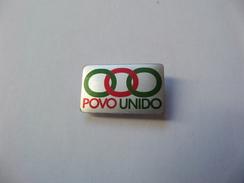 PCP - Portuguese Communist Party - United People's Alliance Partido Comunista Português - Aliança Povo Unido APU Pin - Asociaciones