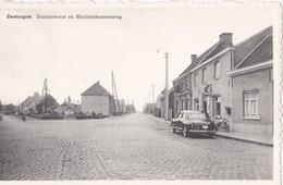 Dentergem - Stationstraat En Meulebekesteenweg - Dentergem
