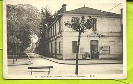 CP LESPARRE Gironde Caisse D'Eapargne MD - Lesparre Medoc