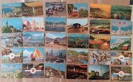 LOTTO 30 CARTOLINE NON VIAGGIATE HONK KONG (RL452 - Cina (Hong Kong)