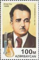 Azerbaïjan 1996 Mih. 300 Chemistry. Scientist Yusif Mammadaliev MNH ** - Azerbaiján