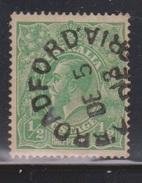 AUSTRALIA Scott # 60 Used - 1913-36 George V: Heads