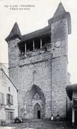 VILLEREAL  L'Eglise - France