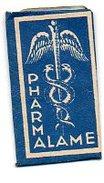 L140  Lame Pharmalame  France - Rasierklingen