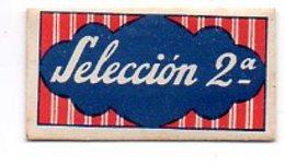 L146  Lame Selleccion 2a  Espagne - Rasierklingen