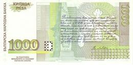 BULGARIA P. 105 1000 L 1997 UNC - Bulgaria