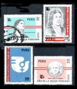 PERÚ-Yv. 611-614-Serie Completa -PER-8228 - Peru