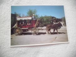 OLD TUCSON ..STAGECOACH RIDE - Tucson