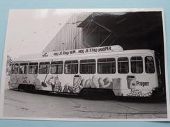TRAM Voertuig Nr. 2065 ( Reclame Mr. PROPER ) Antwerpen - Hou Je Stad Rein / Anno 19?? ( Zie Foto´s Voor Details ) - Transports