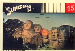 IMAGE SUPERMAN II - TM & C DC 1980 - NUMERO 45 - Autres