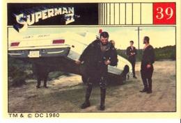 IMAGE SUPERMAN II - TM & C DC 1980 - NUMERO 39 - Altri