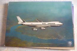 AIR FRANCE  B 747   F BPVB - 1946-....: Moderne