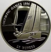 Seychelles, 25 Rupees 1995 - Argent / Silver Proof - Seychelles
