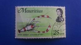 MAURITIUS 1969 MARINE LIFE SEA WORLD - Mauritius (1968-...)
