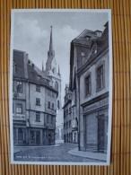 Halle A. S., Kleine Klausstrasse Mit Rotem Turm, Ungelaufen - Halle (Saale)