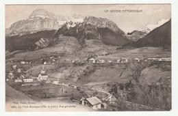 *b* - Le PETIT-BORNAND - Vue Générale - édit. Pittier, 899 - Frankrijk