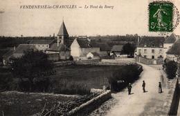 VENDENESSE LES CHAROLLES -71- LE HAUT DU BOURG - Altri Comuni