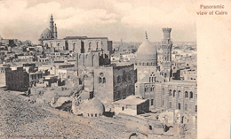 ¤¤  -  EGYPTE  -  LE CAIRE  -  Panoramic View Of CAIRO   -  ¤¤ - Cairo