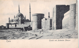 ¤¤  -  EGYPTE  -  LE CAIRE   -  Citadel And Alabaster Mosque   -  ¤¤ - Cairo