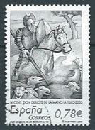 ESPAGNE SPANIEN SPAIN ESPAÑA 2005 EL QUIJOTE 0,78€ ED 4161C YV 3750 MI 4045 SG 4107C SC 3356C - 1931-Hoy: 2ª República - ... Juan Carlos I