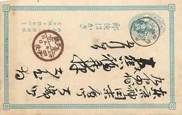 Ref T309- Japon - Japan - Lettre - Letter - - Japan