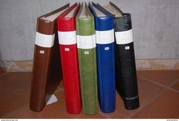 Fast 20 Kg DDR - Sammlungen Gestempelt/postfrisch In 5 Vordruckalben (hoher Neupreis Der Alben), 282 Bilder  ....111 (0) - Timbres