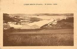 PIE-F-V-17-1343 : L'ABER-WRACH. SAINT-ANTOINE. USINE - France