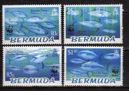Bermuda 2004 WWF.Endangered Species - Bluefin Tuna.MNH - Bermudes
