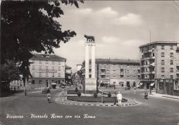 Italie - Piacenza - Piazzale Roma Con Via Roma - Moto Benelli - Piacenza