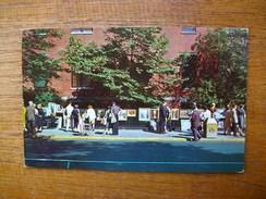 Carte Assez Rare , états-unis , New York , Greenwich Village , Outdoor Art Exhibit - Greenwich Village