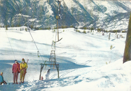 Italie - Sportinia - Monte Triplex - Téléski Ski - Italy