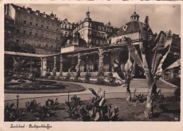 Feldpost WW2: Postcard Karlsbad From Infanterie Ersatz Bataillon 12 P/m 27.6.1940  (T14-2) - Militaria