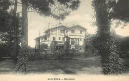 PIE-F-V-17-1394 : BIARRITZ. LILITEIA - Biarritz