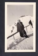 Photo Originale  Snapshot  Animée Suisse GR Arosa - Au Hörnli - Vacances Sports D'hiver - Lieux