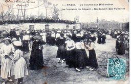 Paris : La Course Des Midinettes Au Jardin Des Tuileries - Frankreich