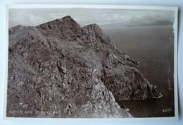Cliffs At Keem. - Achill. - Co. Mayo.