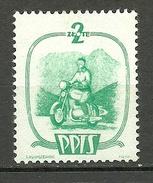POLEN Poland Motorrad Motorcycle 2 Zl. * PPTS ? - Motorbikes