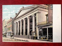 RI PROVIDENCE The Arcade Built 1828 - Providence
