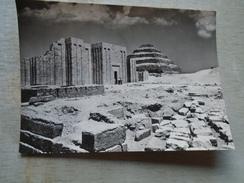 D148285 Egypt - La Pyramide De Zousser  -Sakkara - Egypt