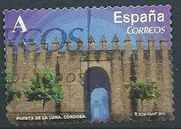 ESPAGNE SPANIEN SPAIN ESPAÑA  2015 PUERTA DE LA LUNA (CORDOBA)  A ED 4924 YV 4636 MI 4931 - 2011-... Afgestempeld