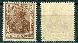 Deutsches Reich Michel-Nr. 140a Postfrisch - Geprüft - Ungebraucht