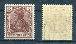Deutsches Reich Michel-Nr. 140c Postfrisch - Geprüft - Deutschland