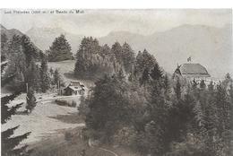 Suisse VD Les Pleiades Et Dents Du Midi  Cachet ..G - VD Vaud