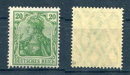 Deutsches Reich Michel-Nr. 143a Postfrisch - Geprüft - Deutschland