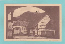 Old/Antique? Postcard Of Blick Auf Den Drachenfels, Germany,Posted,R25. - Weinheim
