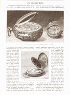 LES REVEILS-MATIN   1890 - Alarm Clocks