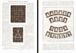 ETUDE SUR LA FORMATION DES IMAGES COMPOSITES  1890 - Photography