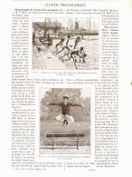 CAUSERIE PHOTOGRAPHIQUE  (photographie Instantanées)  1890 - Photography