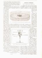 CEINTURE-AVERTISSEUR Pour La PROTECTION DES NAVIRES   1890 - Boats