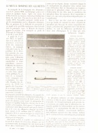 LE NOUVEAU MONOPOLE DES ALLUMETTES   1890 - Tobacco (related)